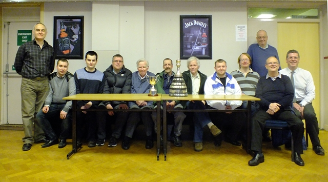 Heywood Chess Club 2013
